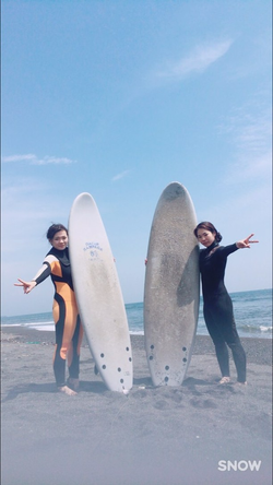 サーフィンスクール 湘南平塚 THEWEST