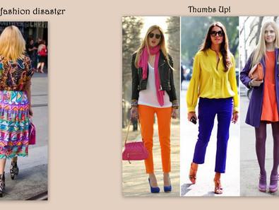 Color Blocking - No rocket science!