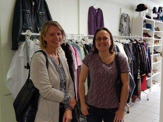 StylizedU with British Ladies Club of Luxembourg @ Secondhand4sale