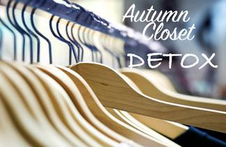 Autumn Closet Detox