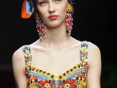 Accessory trends Spring summer 2016