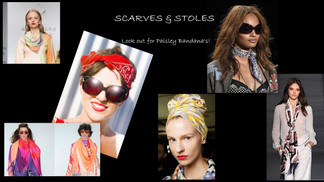 With Aasavari-Scarves, stoles & Bandana's