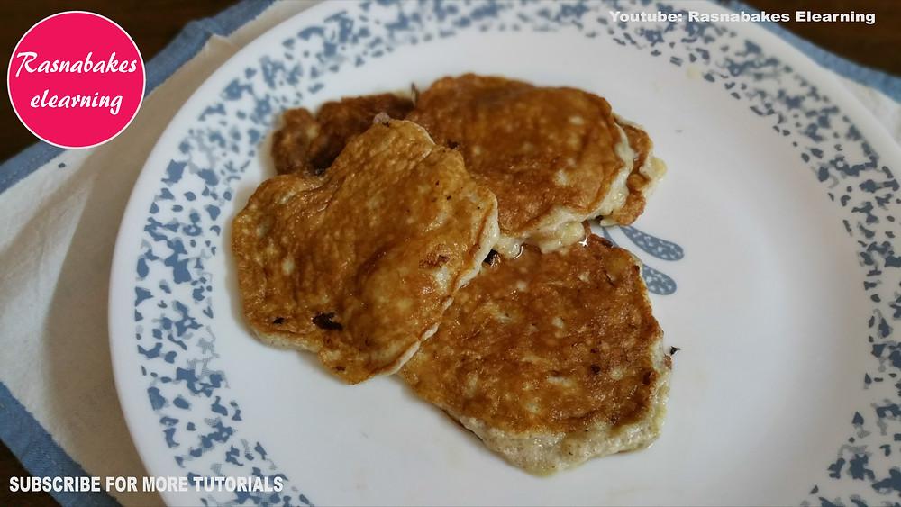 weight watchers banana pancakes