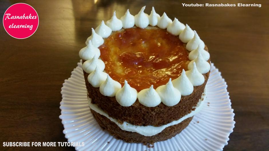 The best Victoria sponge cake recipe with buttercream