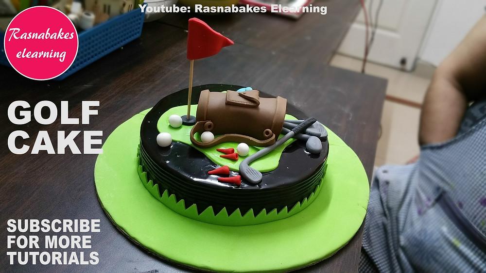 chocolate cake decoration