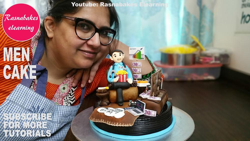 doctor birthday cake