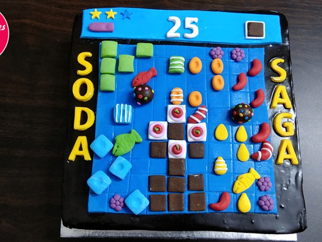Your favorite Candy crush is cake too