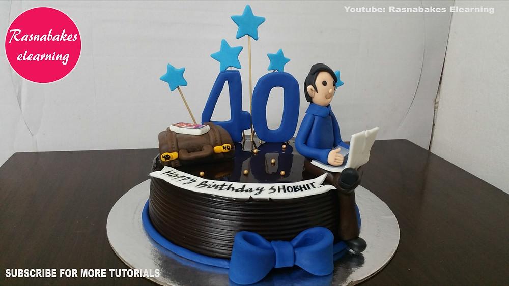 Awe Inspiring Happy Birthday Husband Cake Birthday Cards Printable Benkemecafe Filternl