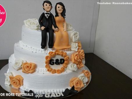 Happy Wedding Anniversary Gift Ideas Cake Design Ideas
