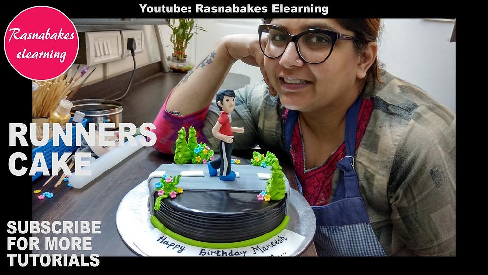 happy birthday husband cake