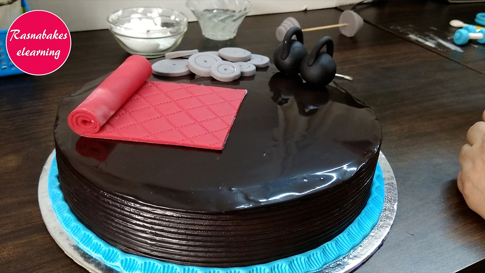 cake decorating designs at home