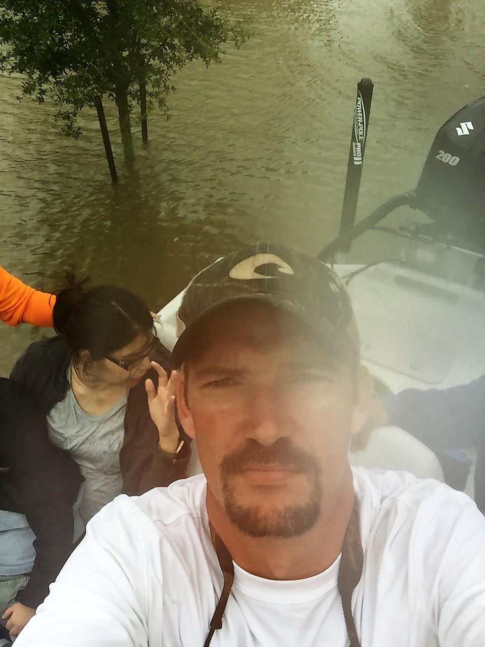 Hurrican arvey Help
