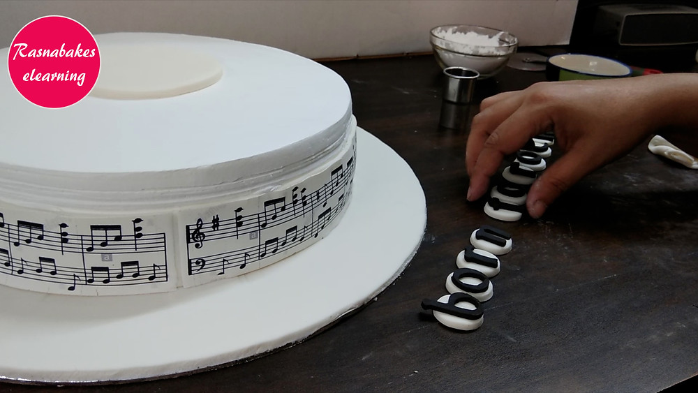 guitar cake rockstar