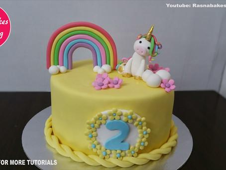 happy bday cake