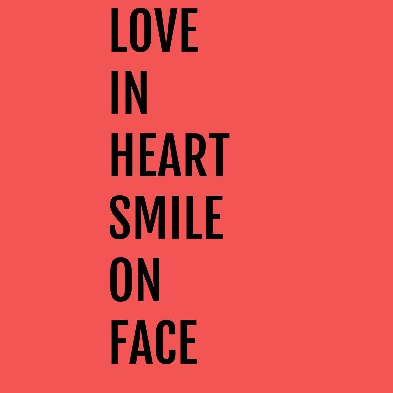love smile quotes