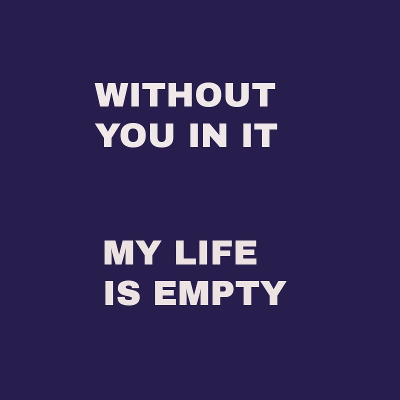 without you quotes