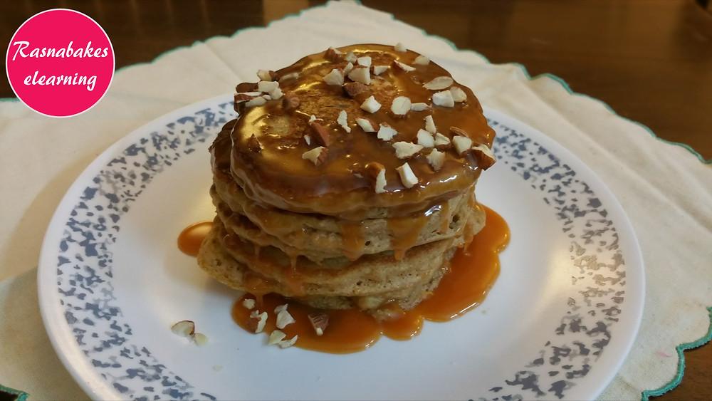 oat pancakes easy