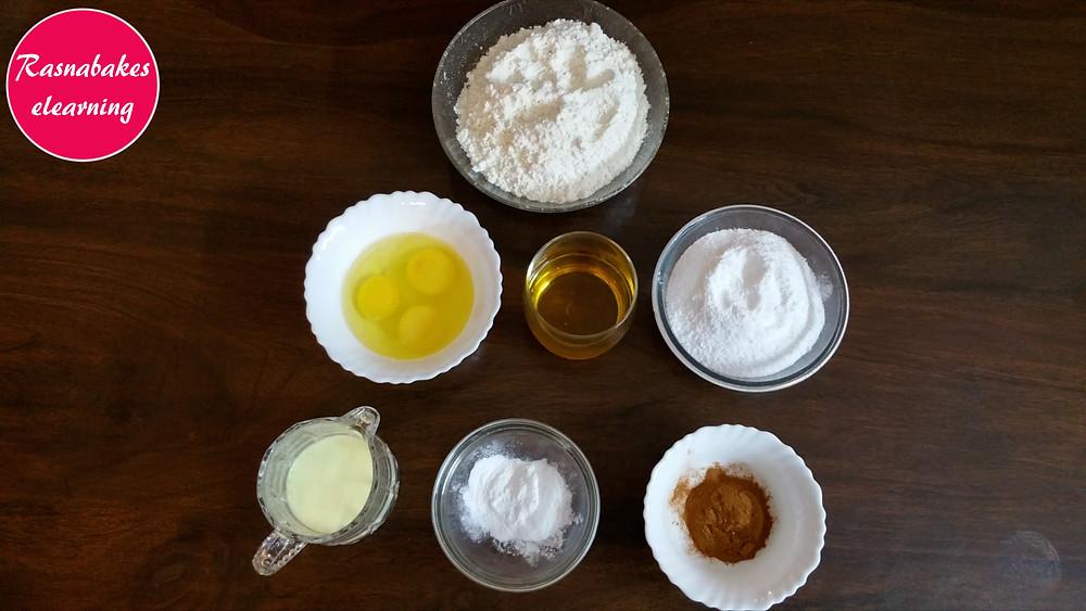 cinnamon cake recipe