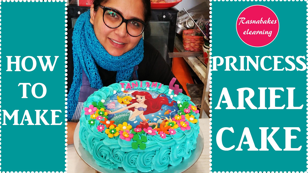 How to decorate cake for beginners