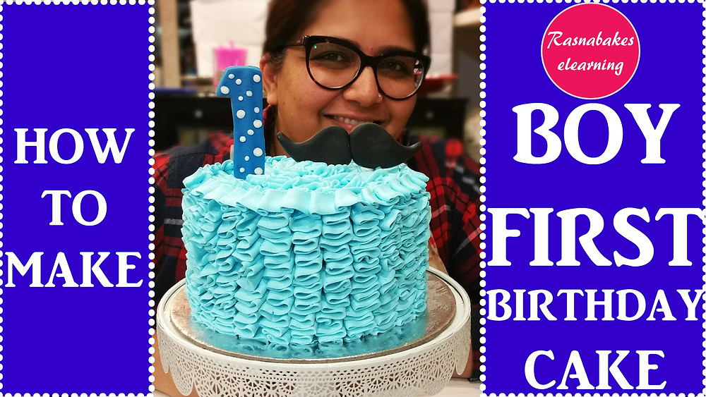 how to decorate a cake for beginners