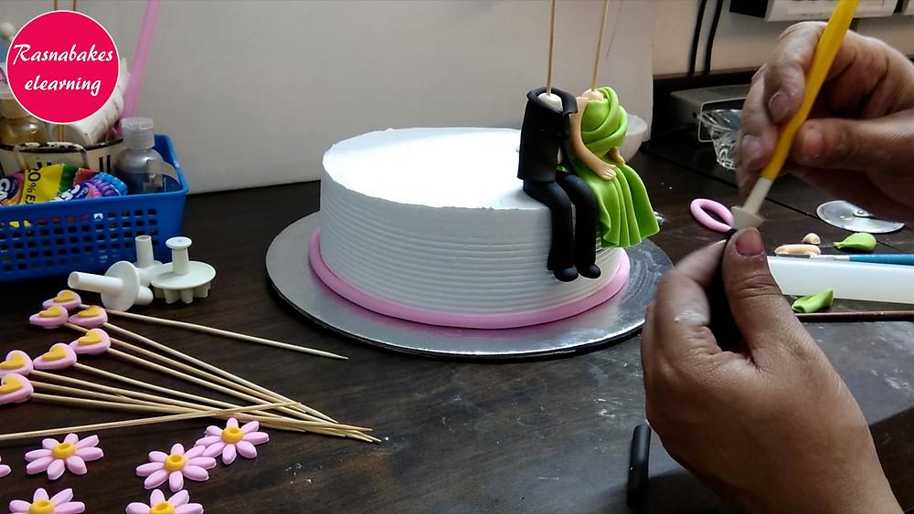 happy marriage anniversary cake