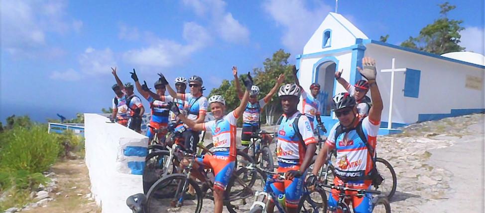 VIP Bikers à la Désirade