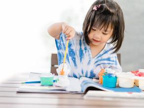 創意推動成長!齊來培訓兒童創意特質!