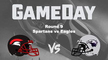 2018 Round 9 - Spartans vs Eagles