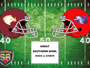 Great Southern Bowl - Hogs vs Chiefs