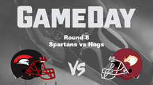 2018 Round 8 - Spartans vs Hogs