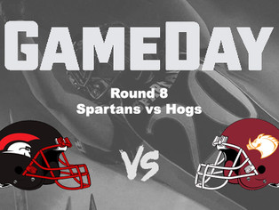 2018 Round 11 - Spartans vs Hogs