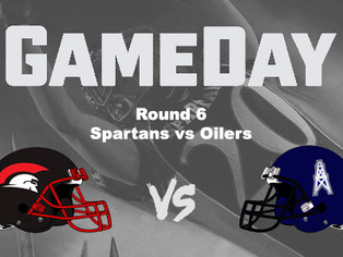 2018 Round 6 - Spartans vs Oilers