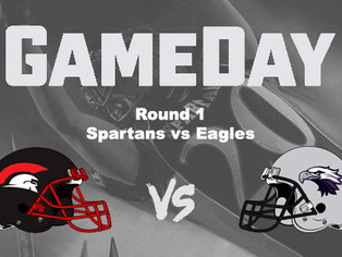 2018 Round 1- Spartans vs Eagles