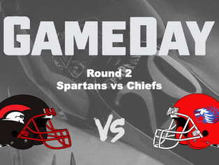 2018 Round 2- Spartans vs Chiefs