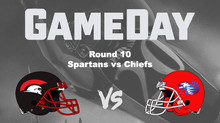 2018 Round 10- Spartans vs Chiefs