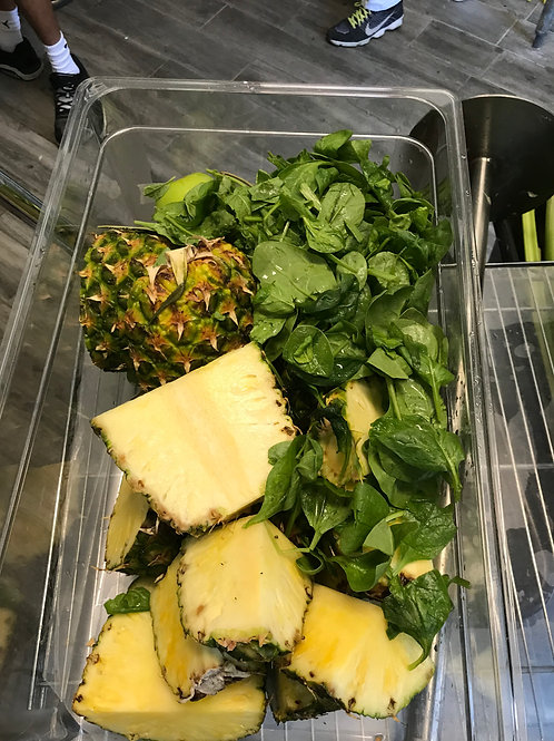 Pineapple Sweet Green Juice