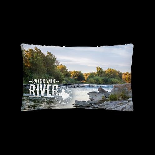 Rio Grande River Pillow