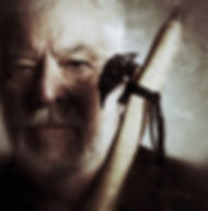 Bob Pegg, raven flute