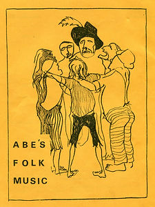 Abe's Folk Music magazine