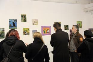 Exhibition of Elma Ferchland's art