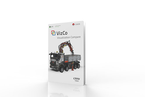 Annual maintenanc for VizCo for Creo View | Node locked
