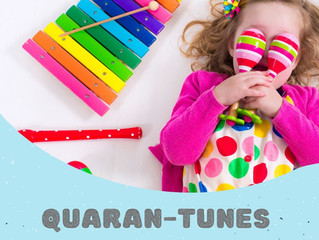 Quarantunes for Kids