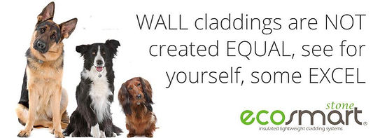 Excellence in cladding veneer and wall siding from smart stone systems