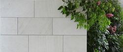 White Sandstone - Bush Hammered
