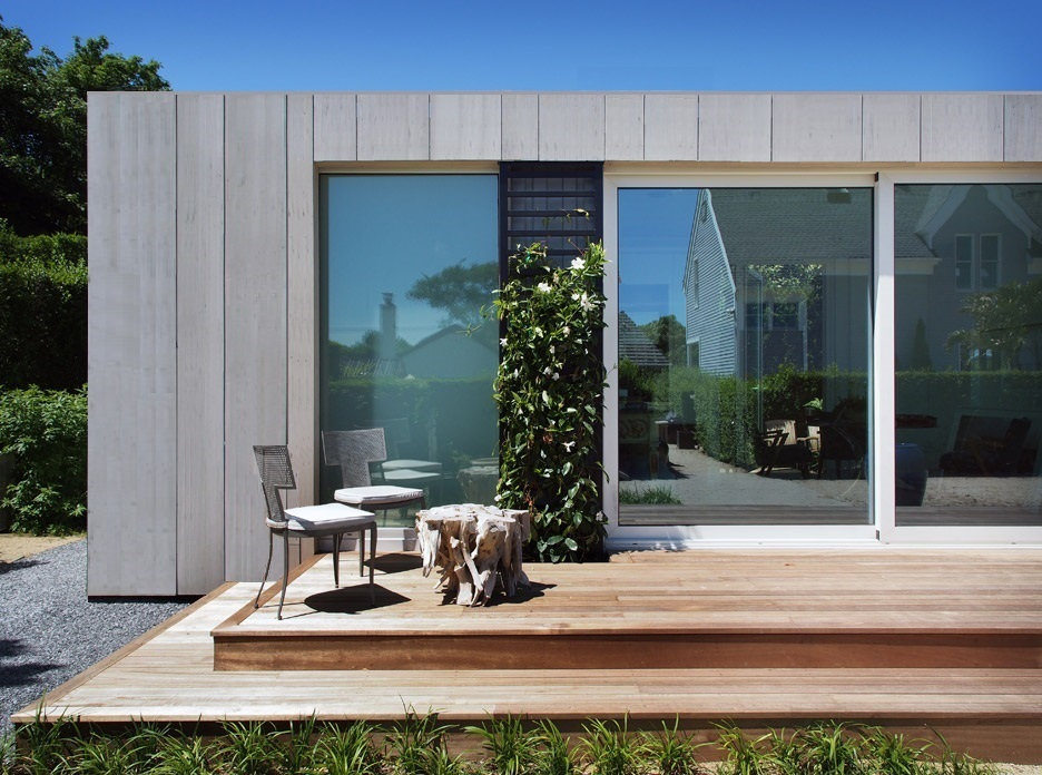 Vertical Wood Porcelain Insulated Wall Cladding