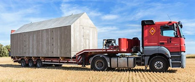 Transportable and pre-fab homes