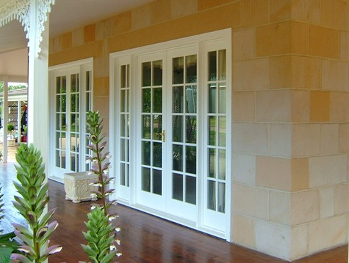 Sandstone Wall Siding