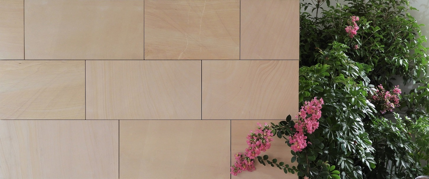Beige Sandstone - Brushed Finish