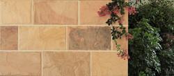Rustic Sandstone - Split Bolstered