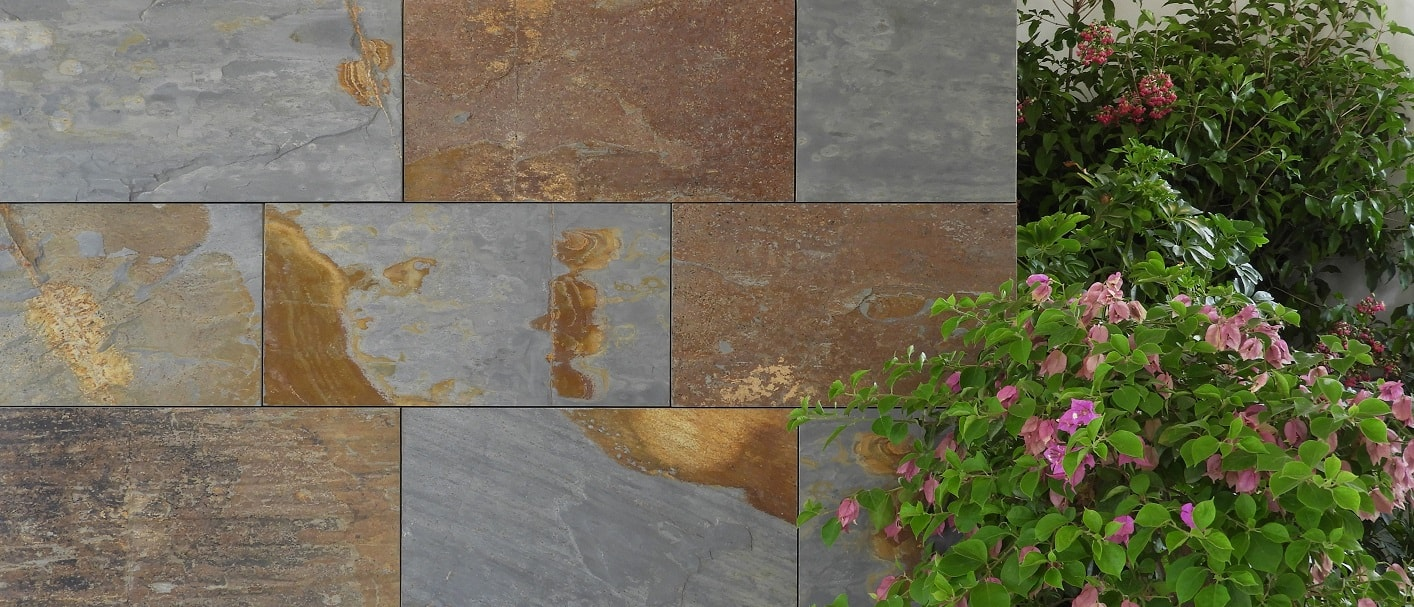Rustic Slate - Natural Split Finish